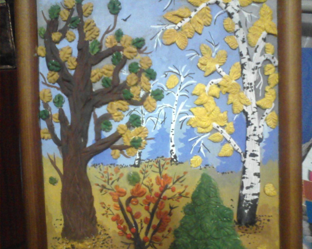 Поделки на тему Осень 19